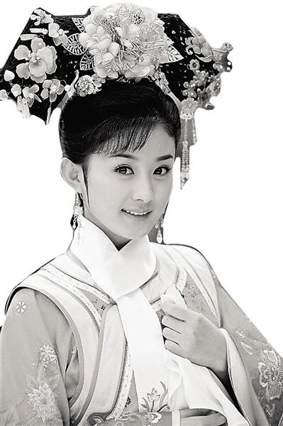 """赵丽颖在被称为古装版""""杜拉拉升职记""""的图片"""